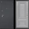 Входная Дверь Интекрон Греция Сан Ремо 1 ral 7037