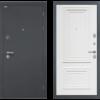 Входная Дверь Интекрон Греция Сан Ремо 1 ral 9003