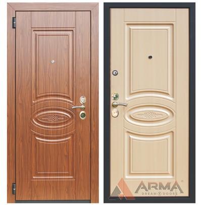 Дверь входная Арма Duos