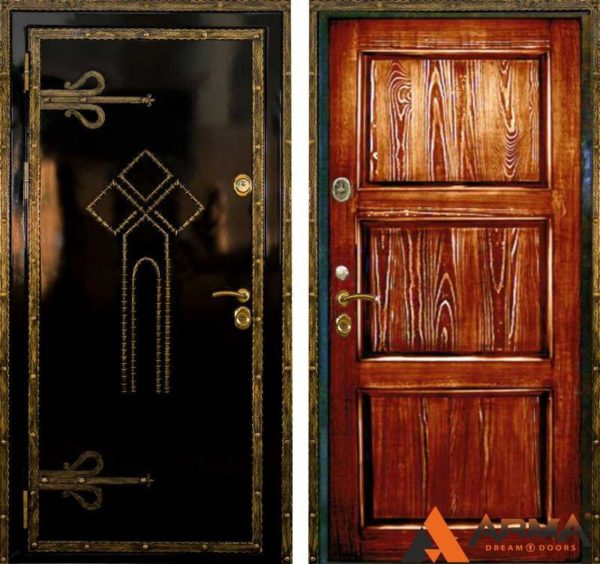 Дверь входная Арма Камелот