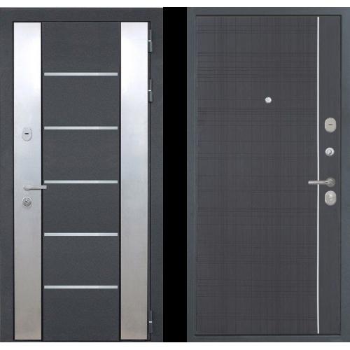 Входная Дверь Интекрон Вельс Венге L-6