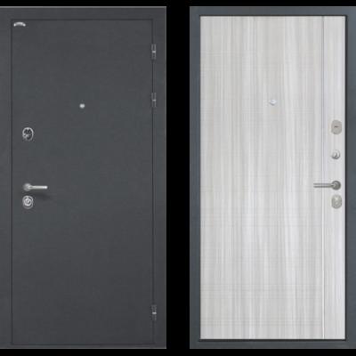 Входная Дверь Интекрон Греция Сандал белый L-5