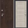 Входная дверь BRAVO Porta S 4.П22 (Прайм) Темная Вишня/Cappuccino Veralinga
