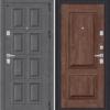 Входная дверь BRAVO Porta M К18.K12 Rocky Road/Chalet Grande
