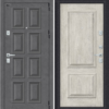 Входная дверь BRAVO Porta M К18.K12 Rocky Road/Chalet Provence