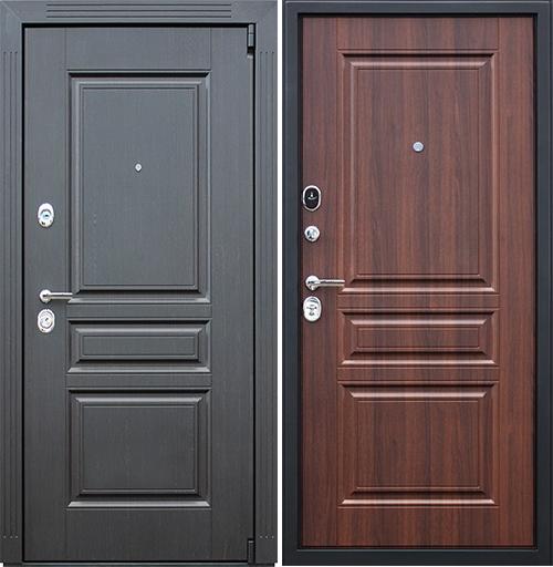 Входная дверь АСД Гермес NEW «Орех бренди»