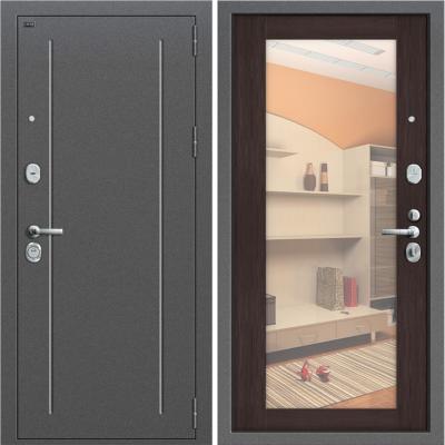 Входная дверь BRAVO GROFF GROFF Т2-220 Wenge Veralinga
