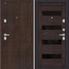 Входная дверь BRAVO Porta M 4.П23 Almon 28/Wenge Veralinga