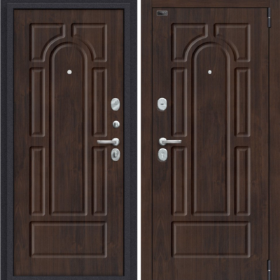 Входная дверь BRAVO Porta S 55.55 Almon 28