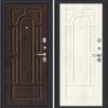 Входная дверь BRAVO Porta S 55.55 Almon 28/Nordic Oak