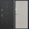 Входная дверь АСД АГАТА-3 «Беленый дуб»