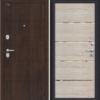 Входная дверь BRAVO Porta S 4.П50 Almon 28/Cappuccino Veralinga