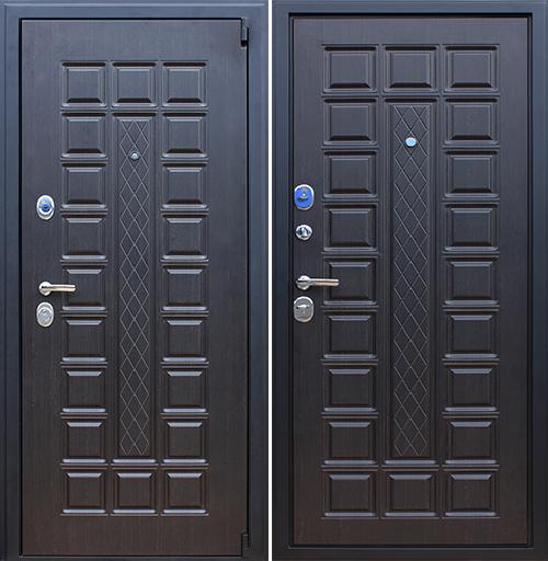 Входная дверь АСД Консул «Венге»