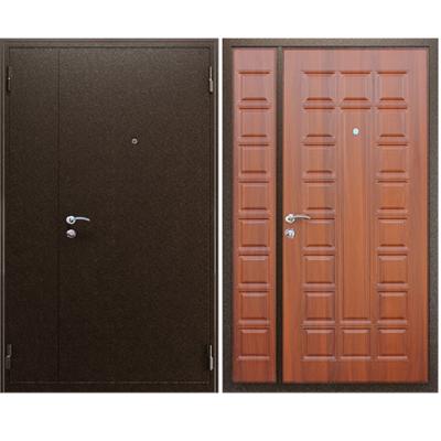 Входная дверь АСД Двустворчатая NEW