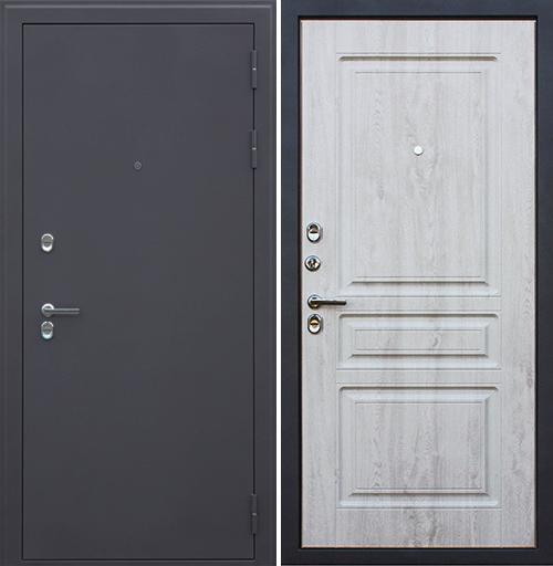 Входная дверь АСД Терморазрыв 3К Сибирь «Сосна белая»