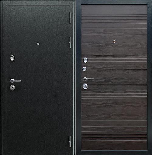 Входная дверь АСД Next 1«Венге поперечный»