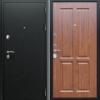 Входная дверь АСД Прометей 3D( орех темный)