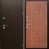 Входная дверь АСД Гpация «Дуб светлый»