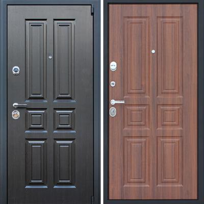 Входная дверь АСД Атлант «Орех бренди»