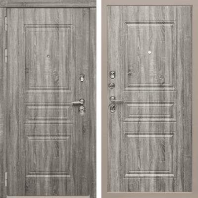 Входная дверь Сударь МД-25 (Дуб)