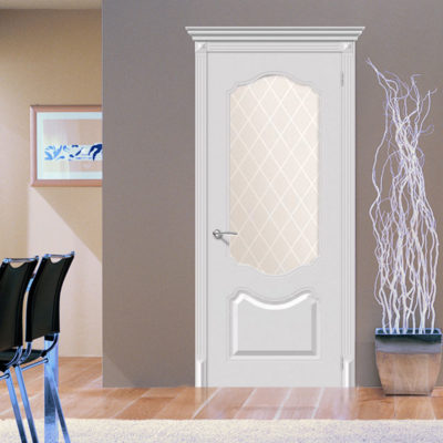 Двери эмаль (крашенные)